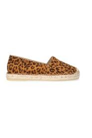 Vera leopard basic espadrille