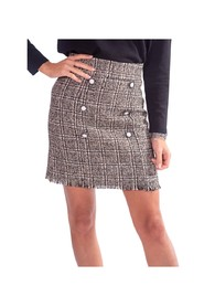 Skirt With Buttons - F320WG1001W00401