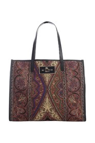SHOPPING OLD SCHOOL TOTE BAG