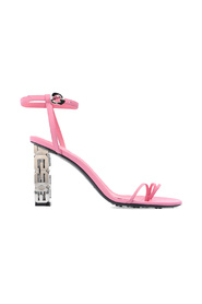 G Cube heeled sandals