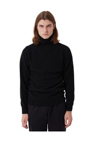 Lambswool Roll Neck Jumper