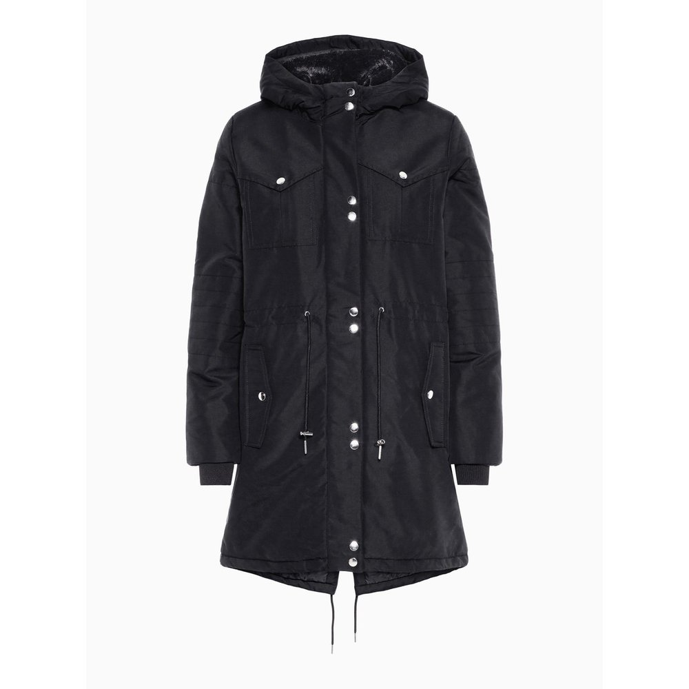 Parka coat Adjustable