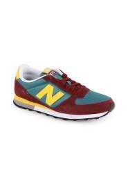 Burgunder New Balance 430 Herre sko