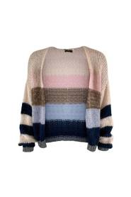 1011 filippa striped cardigan