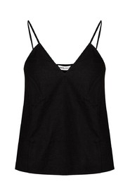 Top on adjustable straps