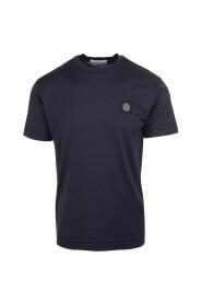 24113 Garment Dyed Katoenen Jersey T-Shirt