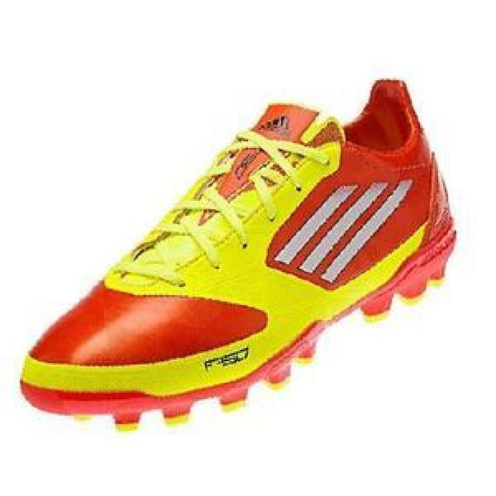 Yellow X15.1 CT Fotball Sko | Adidas | Løpe og joggesko