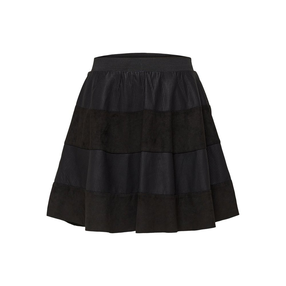 Skirt Leather look