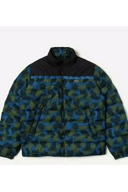 Jacket Oversize Puffer Camo Quilted
