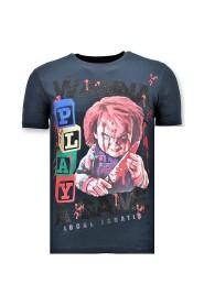 Luxury T-shirt - Chucky Childs Play
