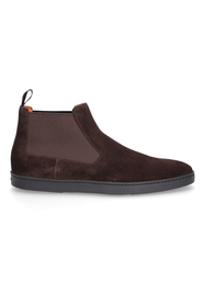 Chelsea Boots 15239 Veloursleder