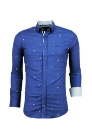 Getailleerde Overhemden Mannen - Bicycle Blouse Heren