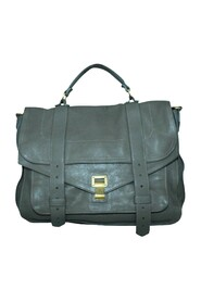 Taupe Leather Ps1 Shoulder Bag -Pre Owned Condition Very Good