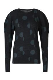 Flecked Polka Dot T-shirt