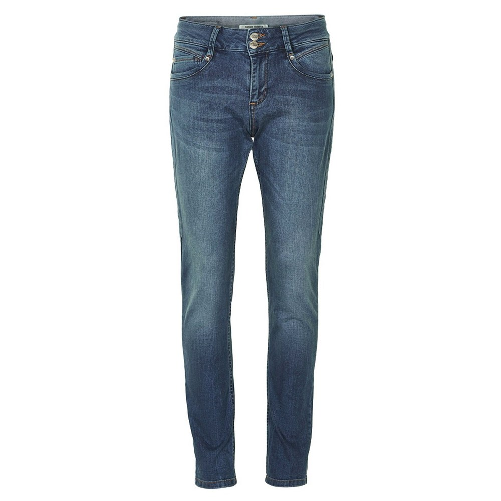 ROSE CURVED JEANS