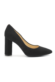 L'Arianna With Heel Black