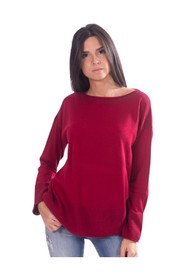 Solid Color Sweater - M441L073UM