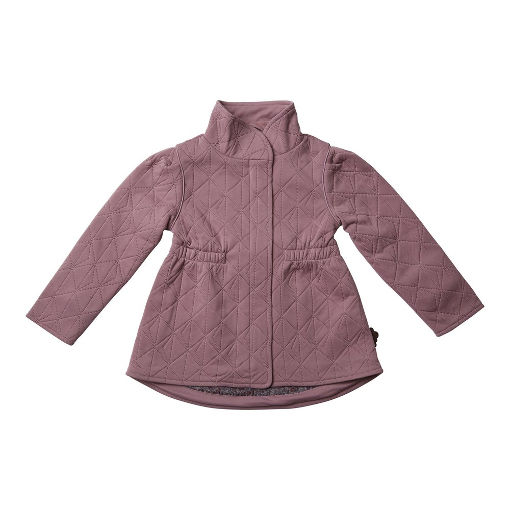 Little Sigrid Thermo Jacket, Dark Rose