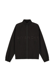 EMBROIDERED TRACKSUIT JACKET