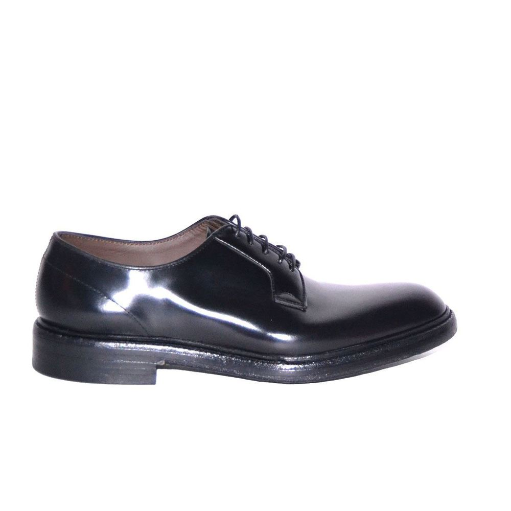 derby lace up shoes with non slip sole