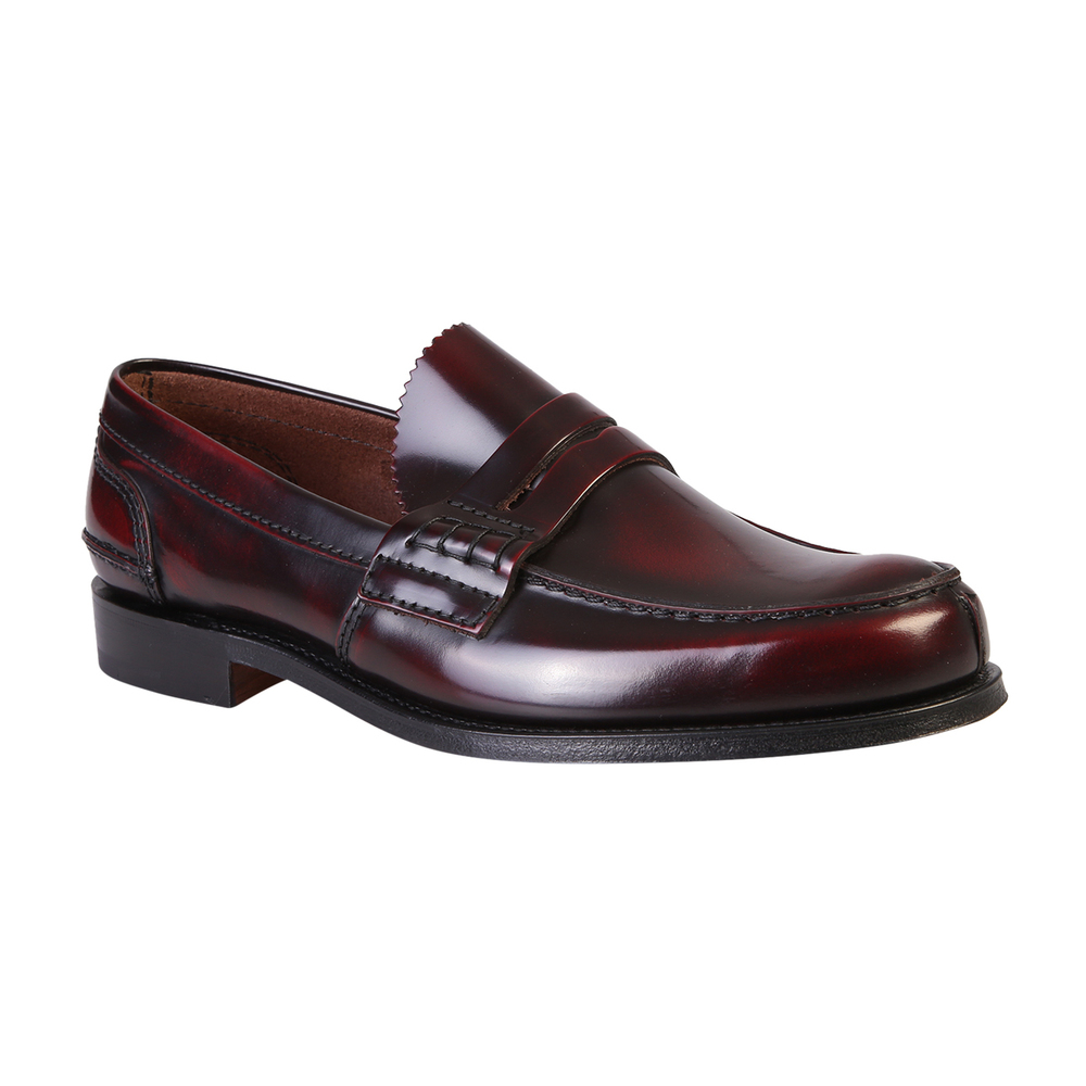Church's Bordo Loafers Church's