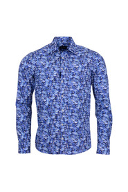 IVER SLIM SHIRT FISH