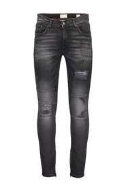 Slim fit jeans - asb