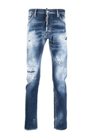 Destroyed Cool Guy Jeans