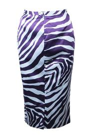 Zebra Skirt -Pre Owned Condition Excellent
