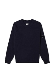 Arm Lens Lambswool Crew Knit