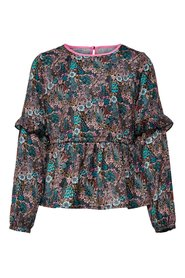 Long Sleeved Top KIDS frill