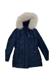 FOX QUILTED DOWN JACKET