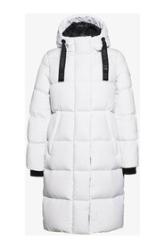 Puffer recycle parka