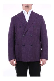 BARBA GDP8030 Double-breasted Jacket