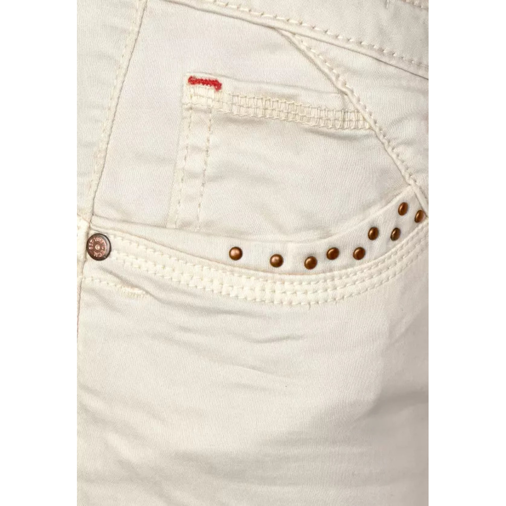 Cecil Dusty Sand Trousers 372905 Cecil