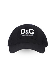 Baseball Cap with D&G Patch