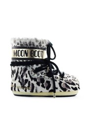 MARS ANIMAL PONYSKIN SNOW BOOT
