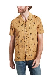 Arvid Misfit Creatures short sleeves printed shirt
