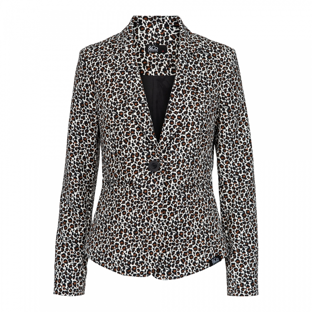 PARIS BLAZER ANIMAL