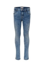 Skinny jeans KIDS ONLY Rose enkel split lichtblauwe