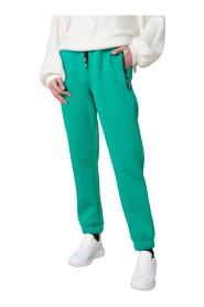 Pantaloni sportivi elastico al fondo