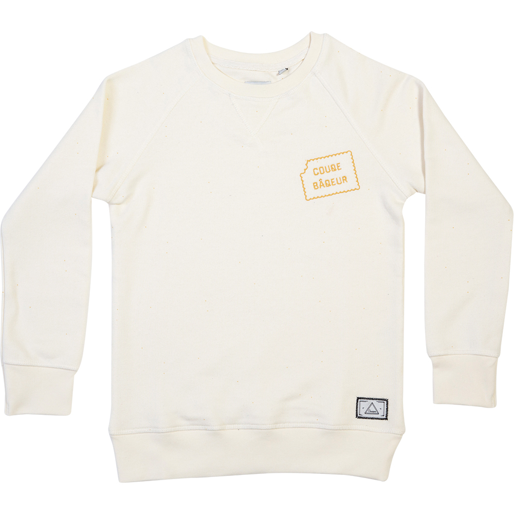 COUQE BAQEUR KIDS SWEATER