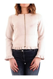 FRACOMINA FR20SP740 Short jackets Women BEIGE