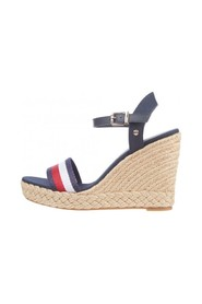 zeppe sandals