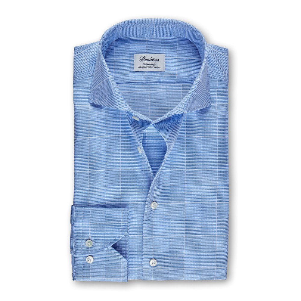 Check Slimline Shirt