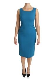 BODYCON płaszcza Knee Length sukienka