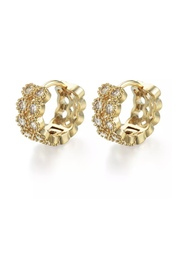 Chrystal earrings