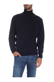 Turtleneck wool and cashmere