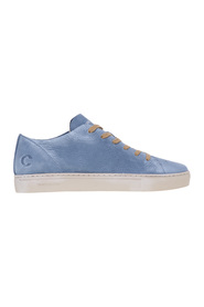 Unstructured nabuck sneakers