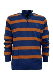 YACHTING STRIPED SWEATER